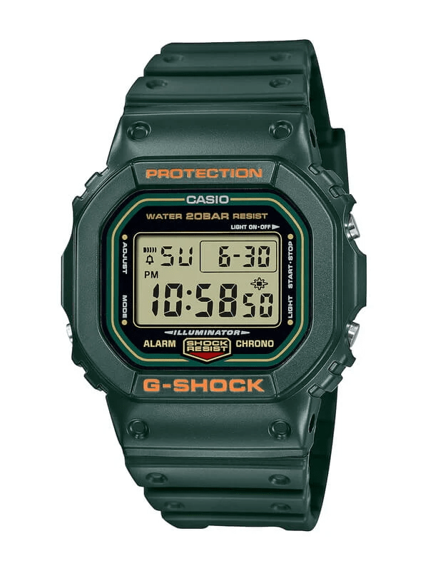 G-SHOCK DW-5600RB-3
