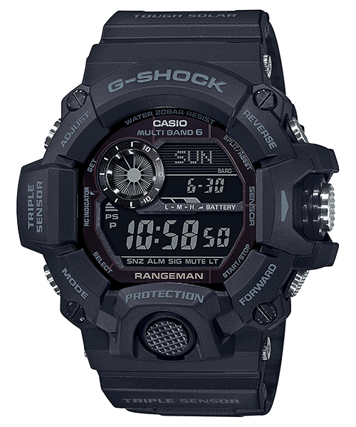 G-Shock GW-9400-1BDR