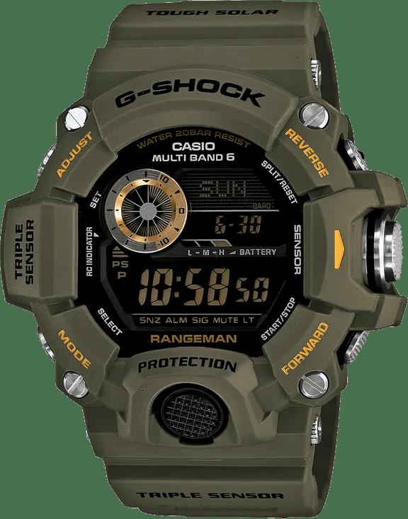 G-Shock Triple Sensor GW-9400-3DR