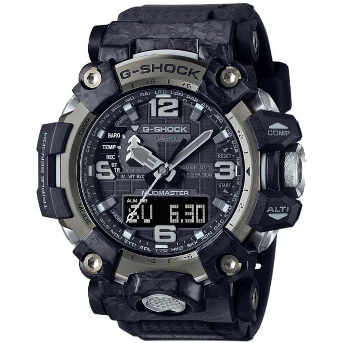 G-SHOCK MUDMASTER GWG-2000-1A1