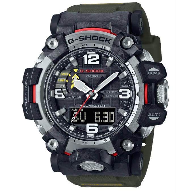 G-SHOCK MUDMASTER GWG-2000-1A5DR