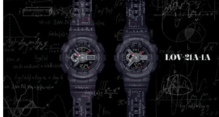 Casio G-Shock Lover Collection