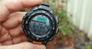 Casio Protrek Pathfinder pag-240 Watch